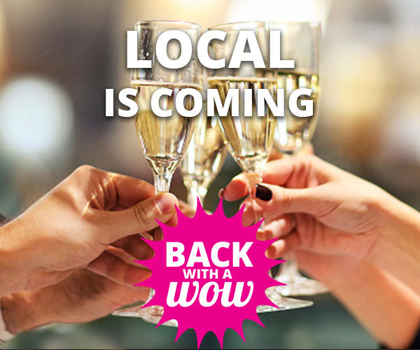 local is coming