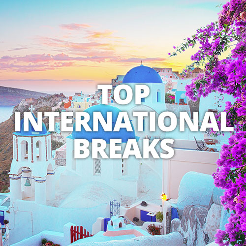 TOP INTERNATIONAL DEALS