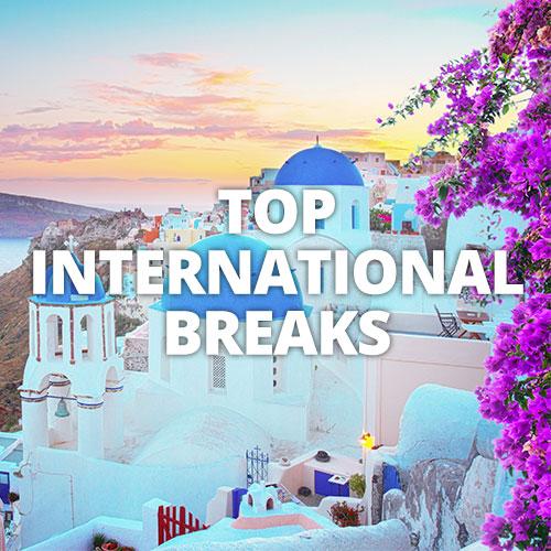 TOP INTERNATIONAL DEALS