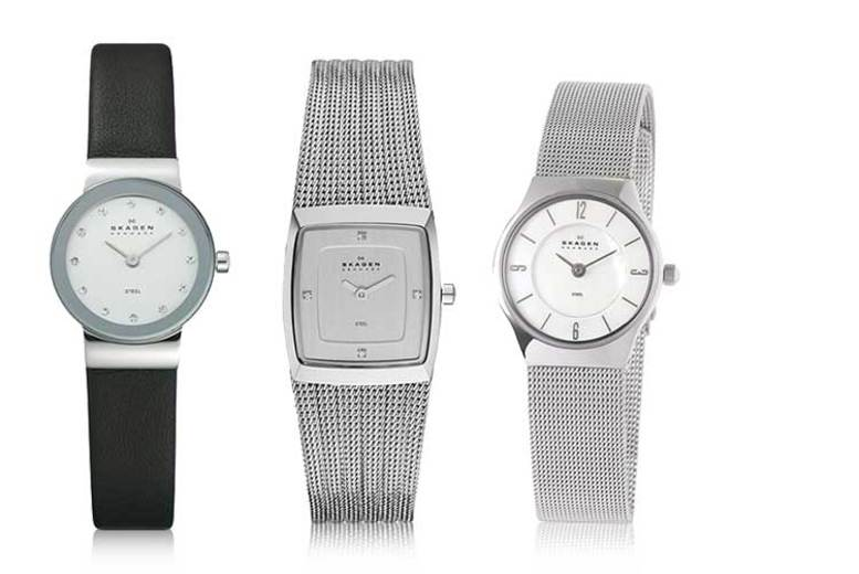 Ladies' Skagen Watches - 3 Designs!