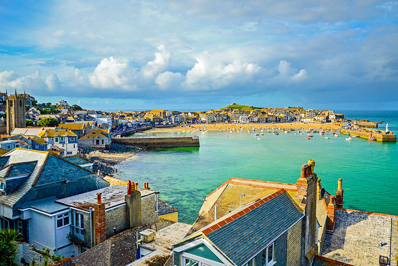 From £99 for a three-night weekend break for up to six people in Devon or Cornwall, from £129 for a four-night midweek break - save up to 48%