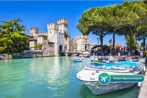 From £119pp (from Weekender Breaks) for a two-night 4* Lake Garda break including spa access, breakfast and flights - save up to 21%