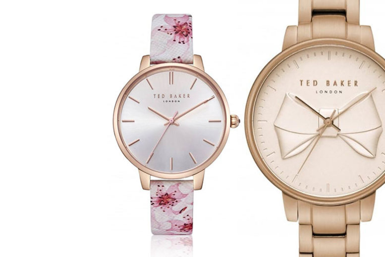 Ted Baker Ladies Watch – 16 Designs!