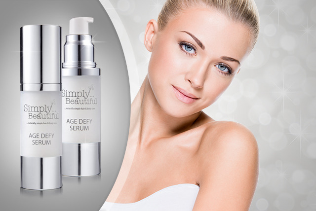 £19 instead of £129.99 (from BlushLook) for a Simply Beautiful 'Age Defy' Serum, £34 for 2 bottles, or £44 for 3 - save up to 85%