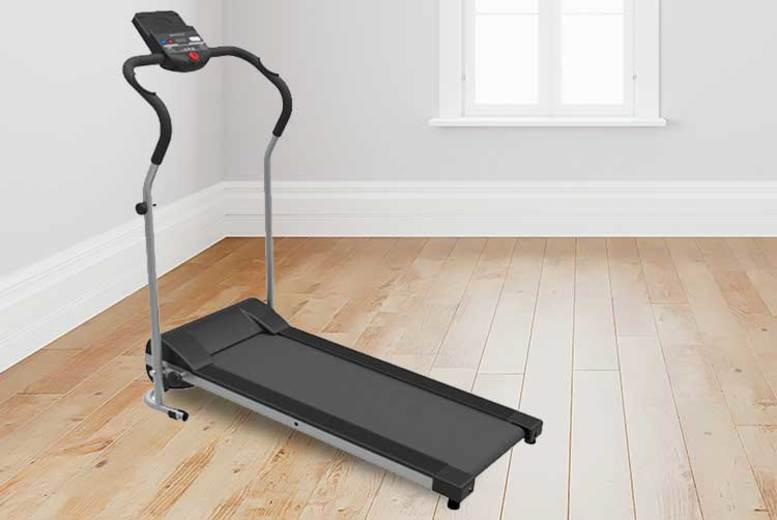500W Electric Folding Home Treadmill