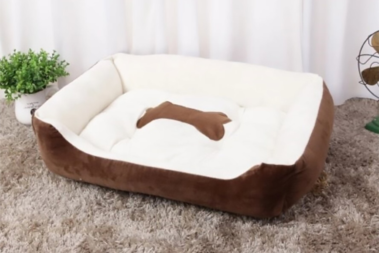Deluxe Foam Filled Dog Bed - 3 Sizes!
