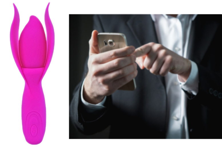 Smartphone Controlled Vibrator for £19.99