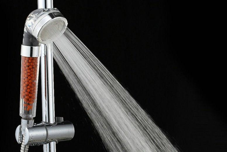 Water-Saving Massage Shower Head for £10.99