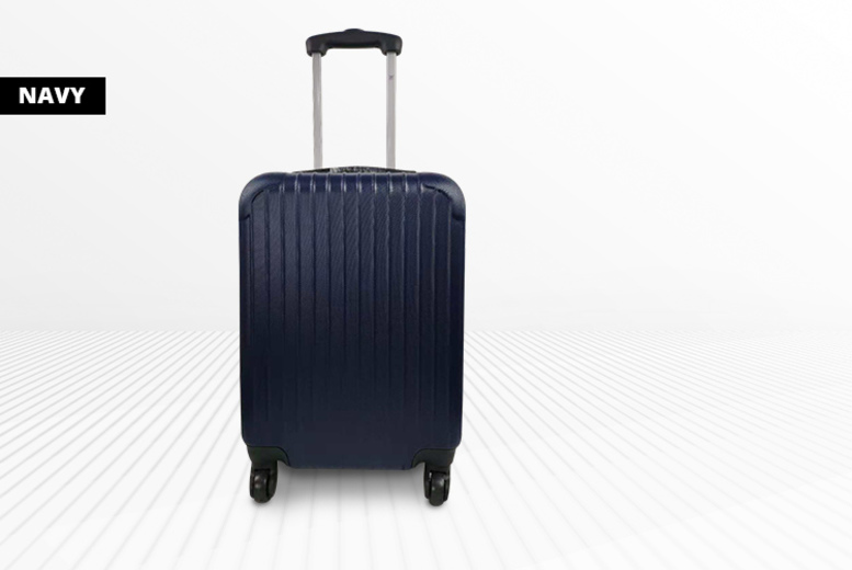 Horro Hardshell Cabin Luggage Bag - 4 Colours!