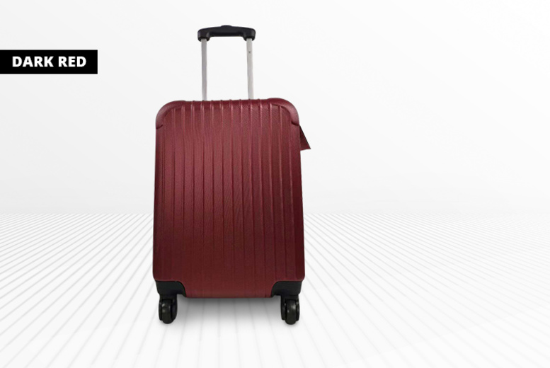 Horro Hardshell Cabin Luggage Bag  4 Colours!