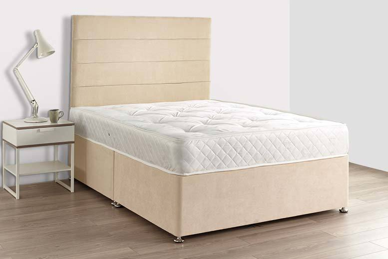 Luxury Fabric Divan Bed