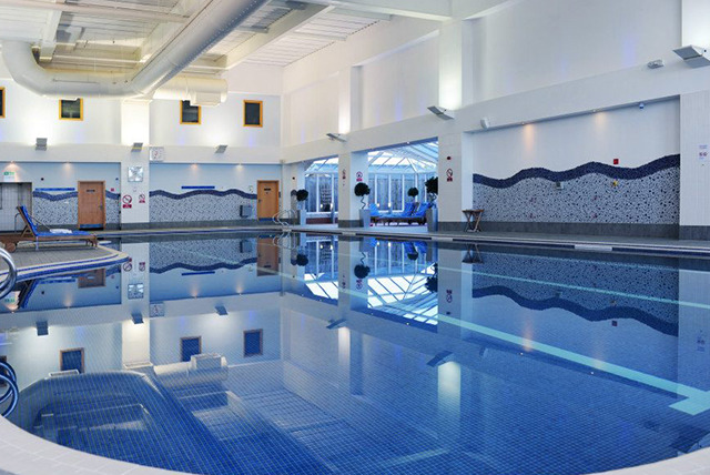 12 Gym Spa Day Passes