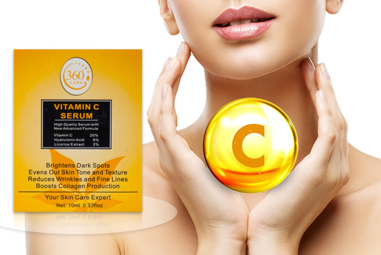 Vitamin C Face Brightening Serum