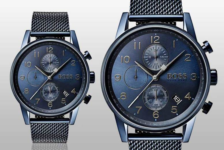 £139 instead of £329 (from The Watch Cabin) for a Hugo Boss 1513538 men's watch - save 58%