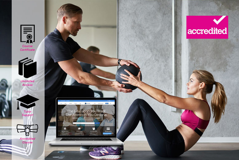 Accredited Online Level 3 Personal Trainer Course