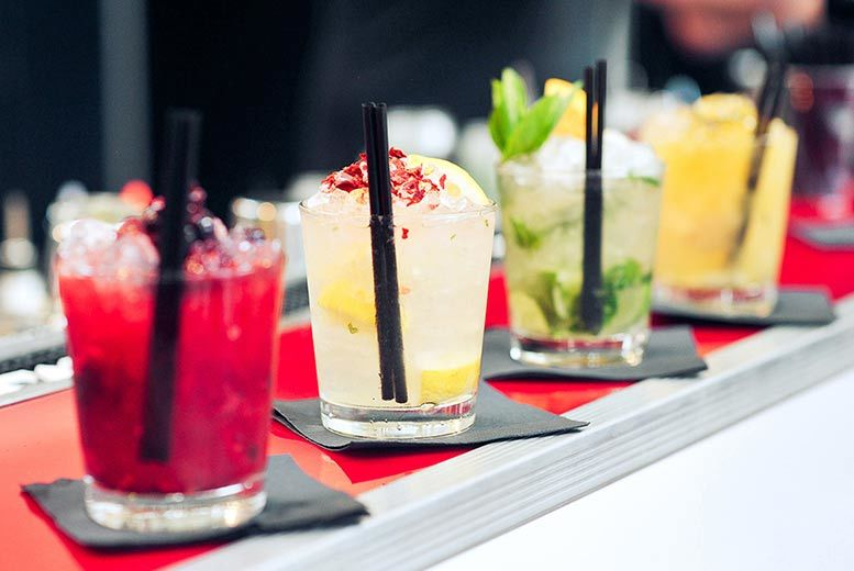 £9 for four cocktails between two people or £17 for eight cocktails between four people at Suds 'n' Duds, Birmingham - save up to 70%