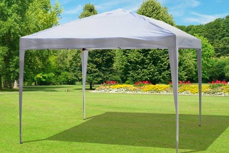 3 x 3m Oxford Cloth PopUp Gazebo  4 Colours!