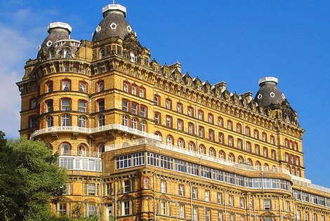 From £79 (at The Grand Hotel) for a Scarborough break with three-course dinner, wine and Sealife entry for two people, from £119 for two nights