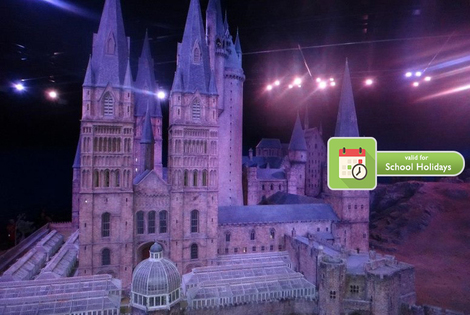 £179 (from WorldChoiceSports) for a Harry Potter Studio Tour & overnight stay for two, £255 for three, £299 for four or from £259 to include transfers - save up to 22%