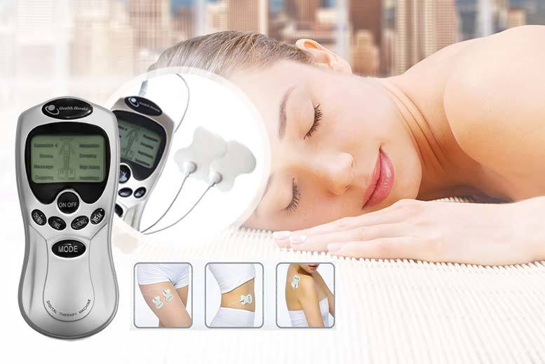 £7.99 instead of £19.99 (from Sashtime) for a therapeutic digital muscle relaxer - save 60%
