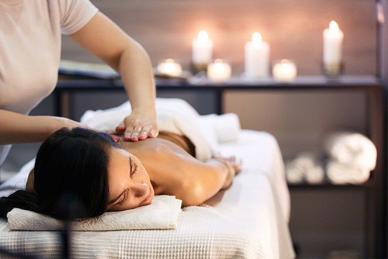 Glasgow: Choice of 1hr Full Body Massage or Facial & Massage Package from £19