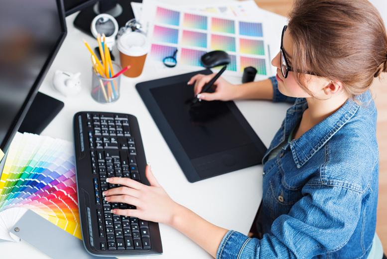 Graphic Design & Adobe Creative Suite Course
