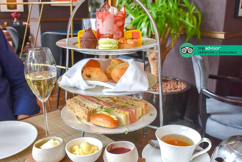 5* Galvin Afternoon Tea & Spa Day for 2 @ Athenaeum Spa, Mayfair