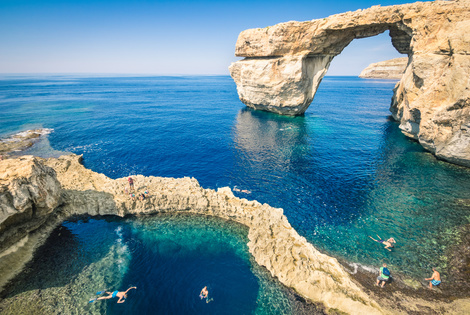 From £129pp (from Clear Sky Holidays) for a four-night 4* Malta and Gozo escape with breakfast and flights, £179pp for six nights, £219pp for eight nights - save up to 22%