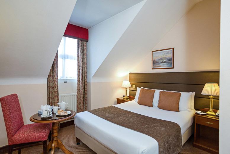 European City Breaks: 2-3nt Dublin Spa Hotel Break & Flights