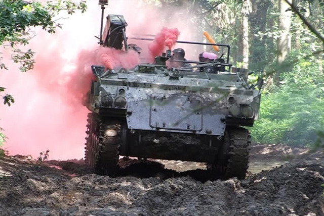 £14 for a tank paintball experience inc. 100 paintballs for 2 people, £24 for 4 people or £36 for 6 people at Ultimate Tracks, Clayton - save up to 77%