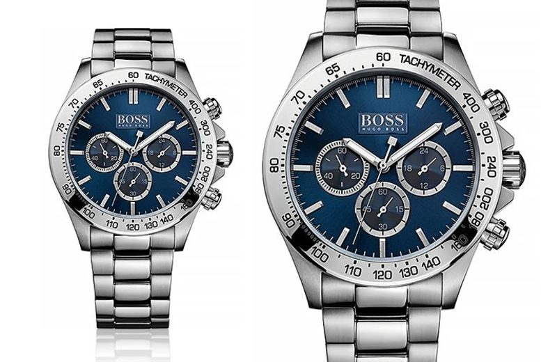 Men's Hugo Boss 'Ikon' HB1512963 Chronograph Watch