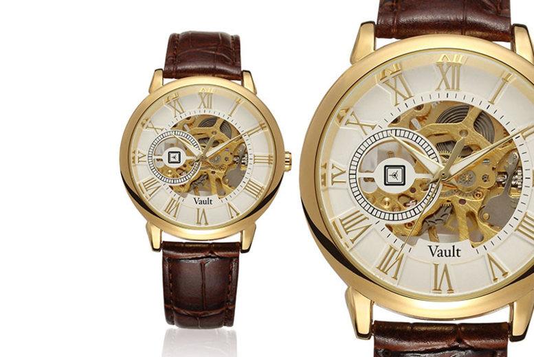 Luxury VT120 Vault Automatic Men's Watch