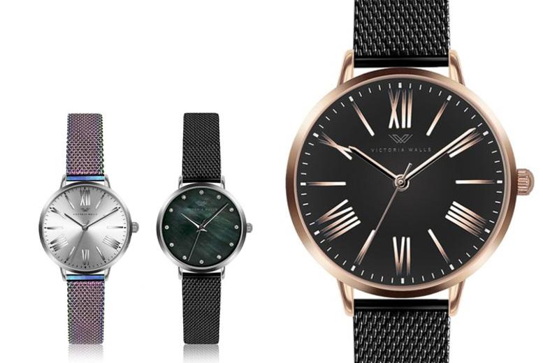 Victoria Walls Luxury Ladies' Watches - 5 Designs!