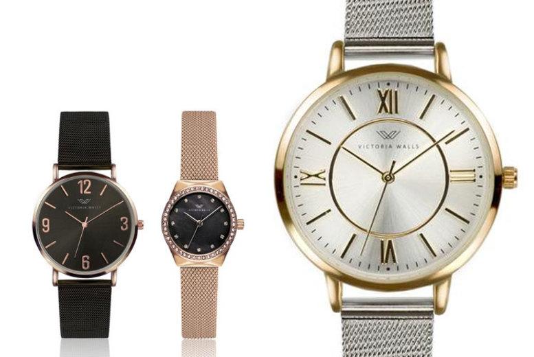 Victoria Walls Luxury Ladies' Watches – 5 Designs!