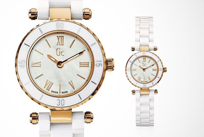 Ladies' GC Swiss-Made 'MiniChic' Watch