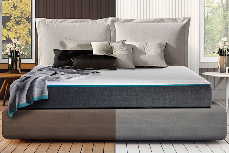 Quattro Thermodynamic Memory Foam Mattress – 5 Sizes! from £99