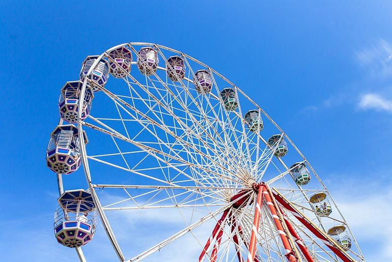 Glasgow: M&D's Theme Park Season Pass for 2, 3 or 4 from £95