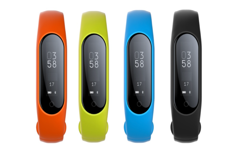 Fitness Tracker with Blood Oxygen & Heart Rate Monitor  4 Colours!