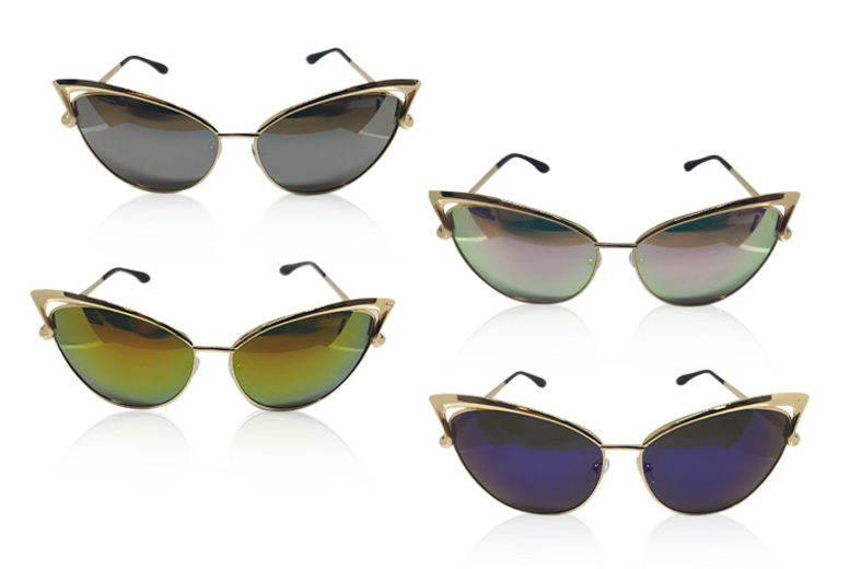Cat Eye Sunglasses – 4 Colours! for £5.49