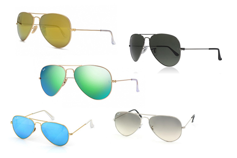 Ray-Ban Aviators – 5 Styles! for £69