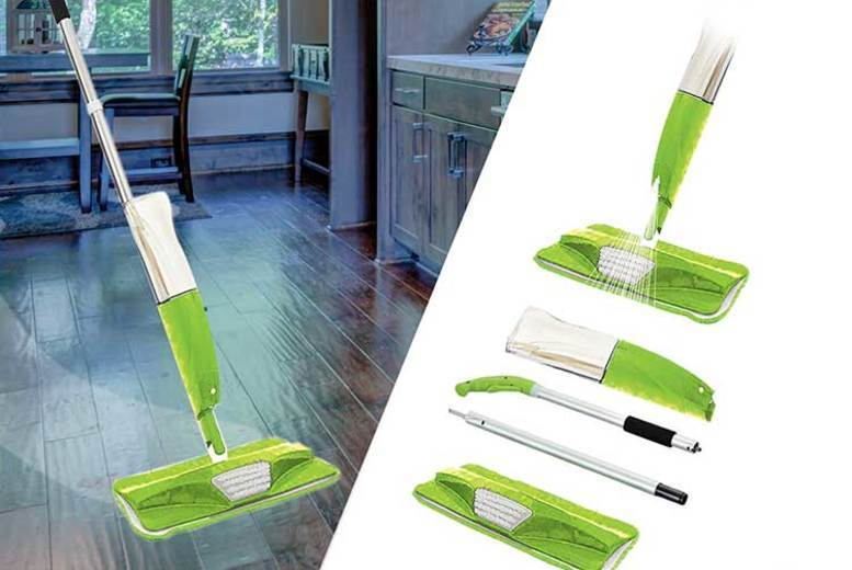 Spray Mop – 2 Colours! for £9.99