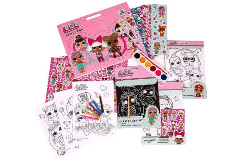 LOL Surprise Arts & Crafts Pack