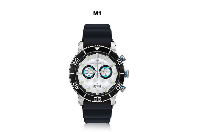 Mathieu Legrand SwissMade Mens Watch  5 Designs!