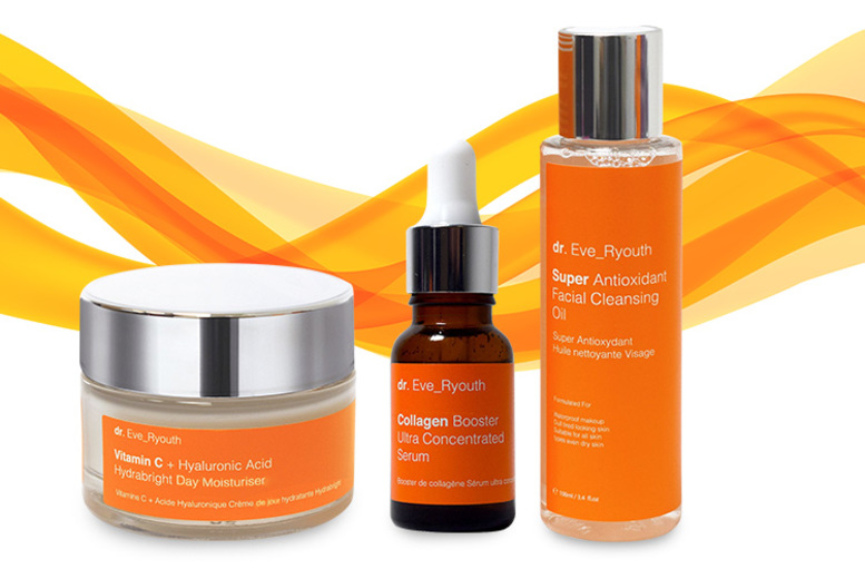 3pc Hydra Brightening Morning Skincare Set