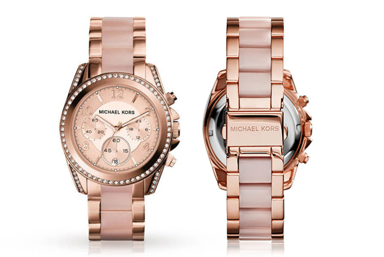 Ladies' Chronograph Michael Kors MK5943 Watch