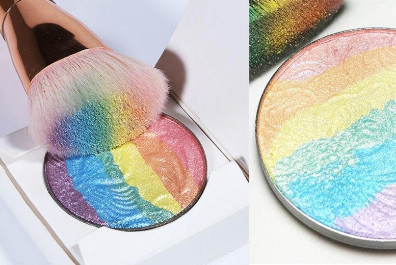 Rainbow Shimmer Highlighter for £3.99
