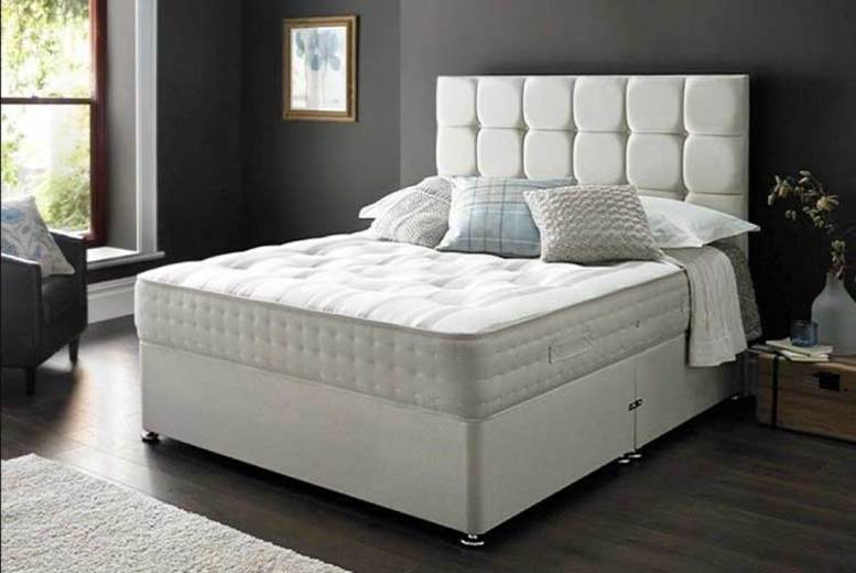 2000 Hand-Tufted Pocket Sprung Mattress – 5 Sizes! from £89