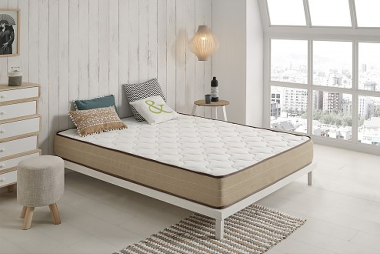 Bamboo Eco Fresh Mattress – 3 Sizes! for £99