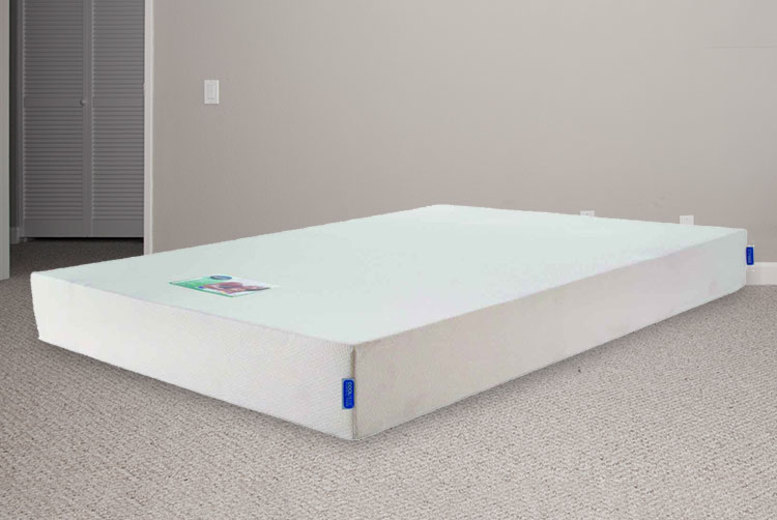 Ortho Extra-Thick Coolblue Memory Foam Mattress – 6 Sizes! from £69