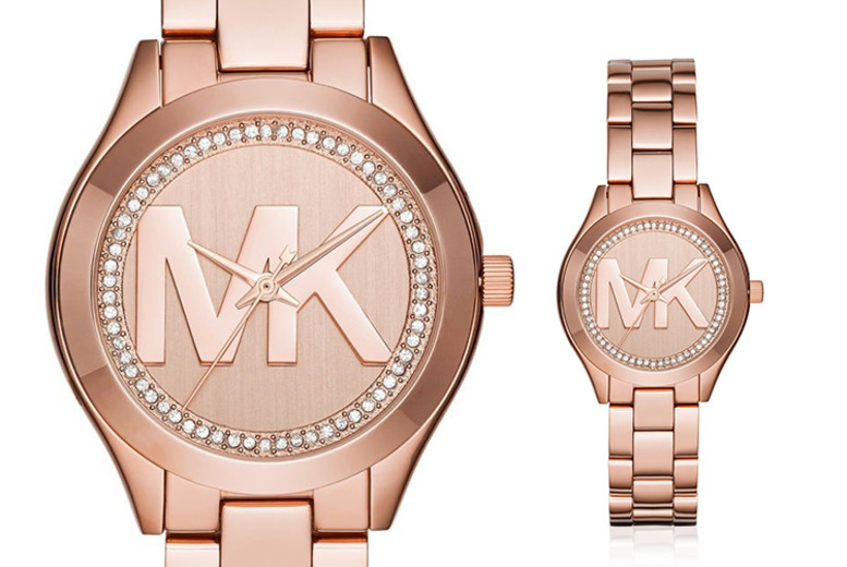 Michael Kors MK3549 Mini Slim Runway Ladies Watch